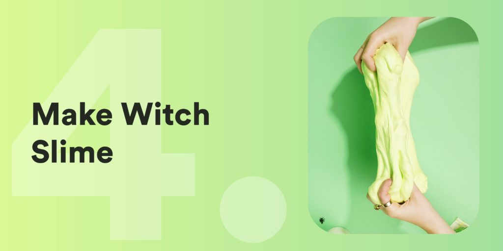 Make Witch Slime