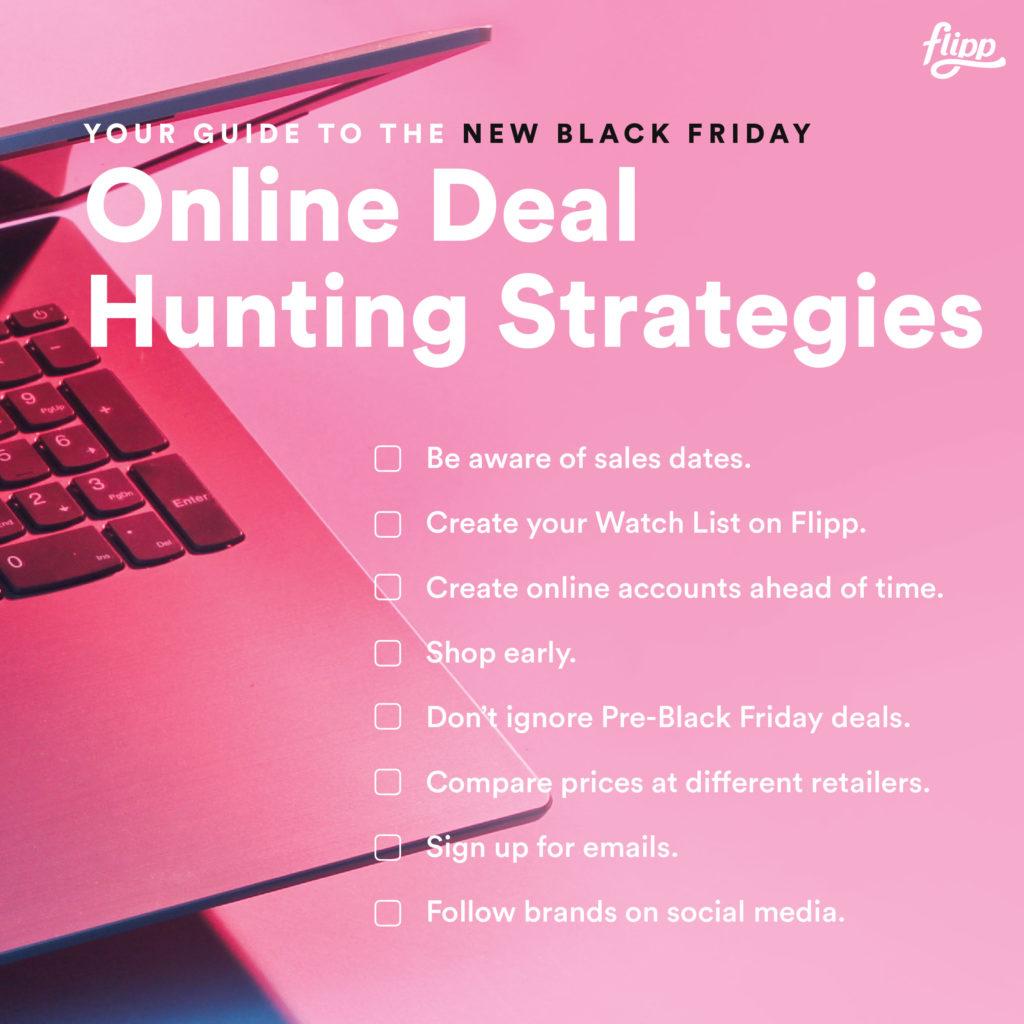 Online Deal Hunting Strategies