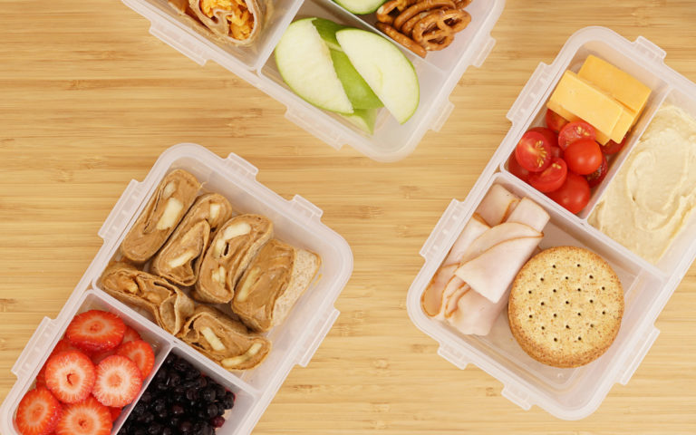 Easy School Lunches On a Budget