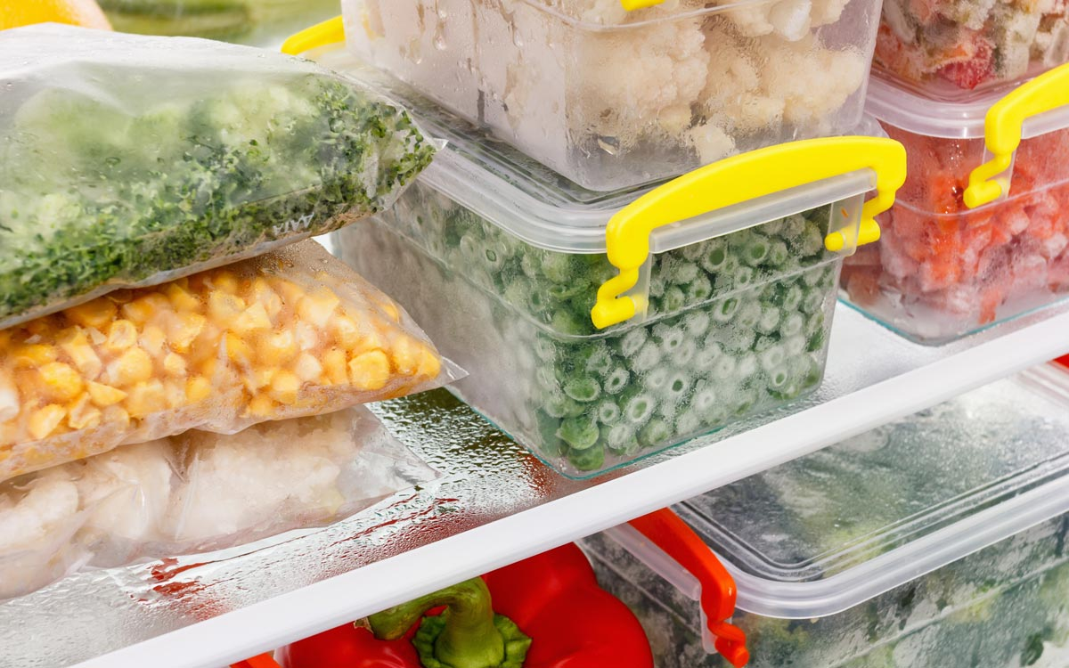 Your Questions Answered — Safely Freezing & Defrosting Food