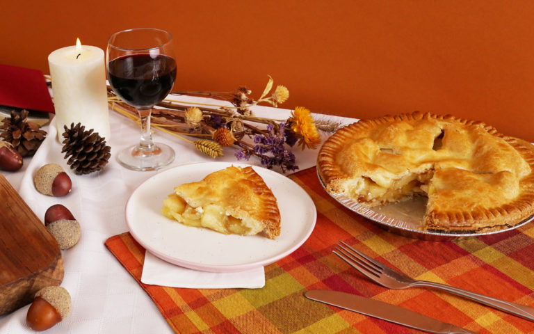 Light and Healthy Fall Pie Recipes