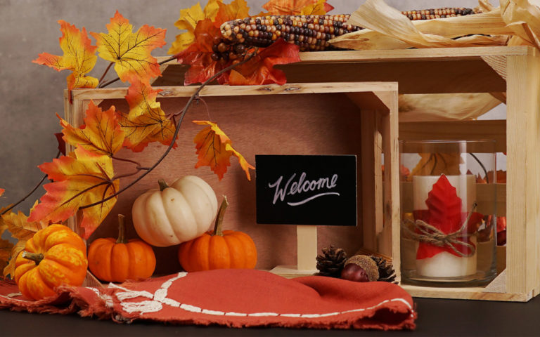 Low Cost Decorating Ideas for Fall