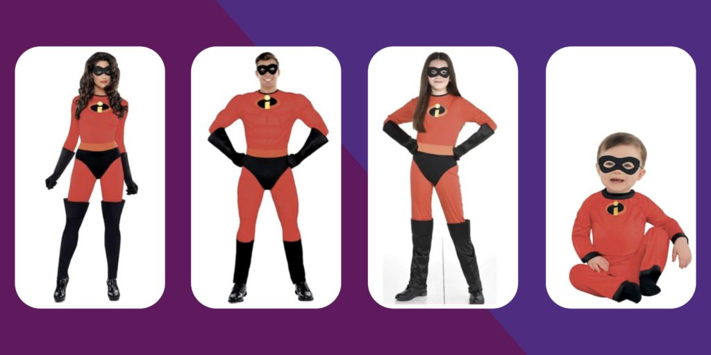 Unleash your power as The Incredibles