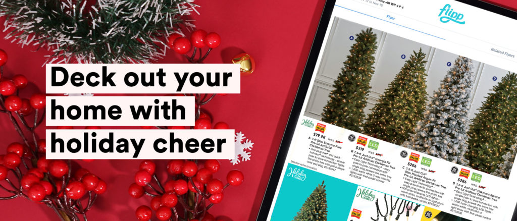 Deck out your home with holiday cheer