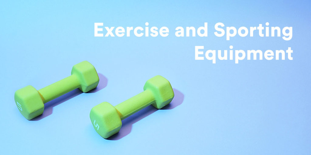 Exercise and Sporting Equipment