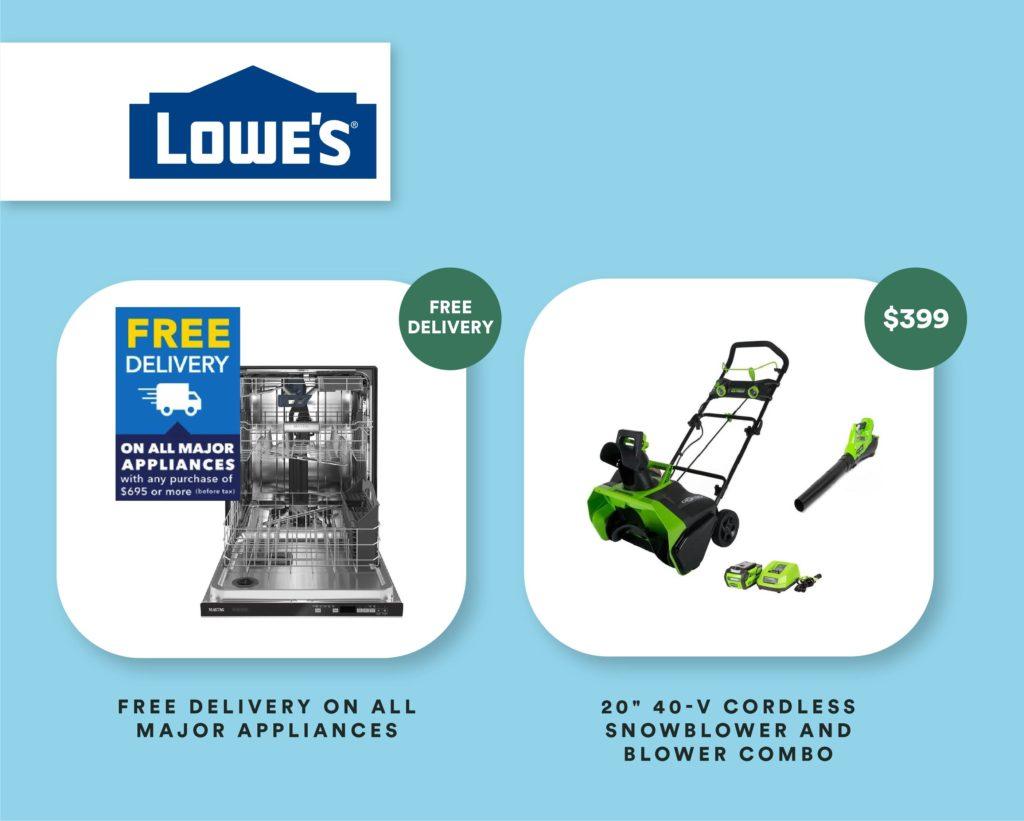 Lowe's Deals