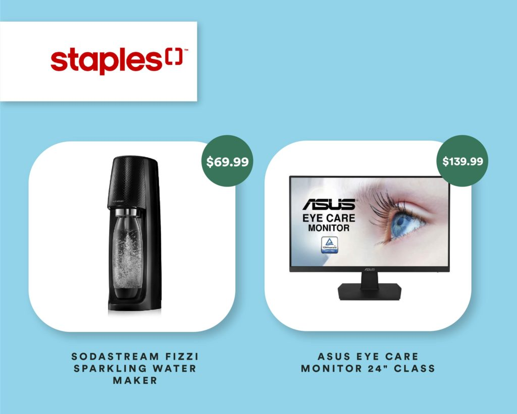 Staples Deals