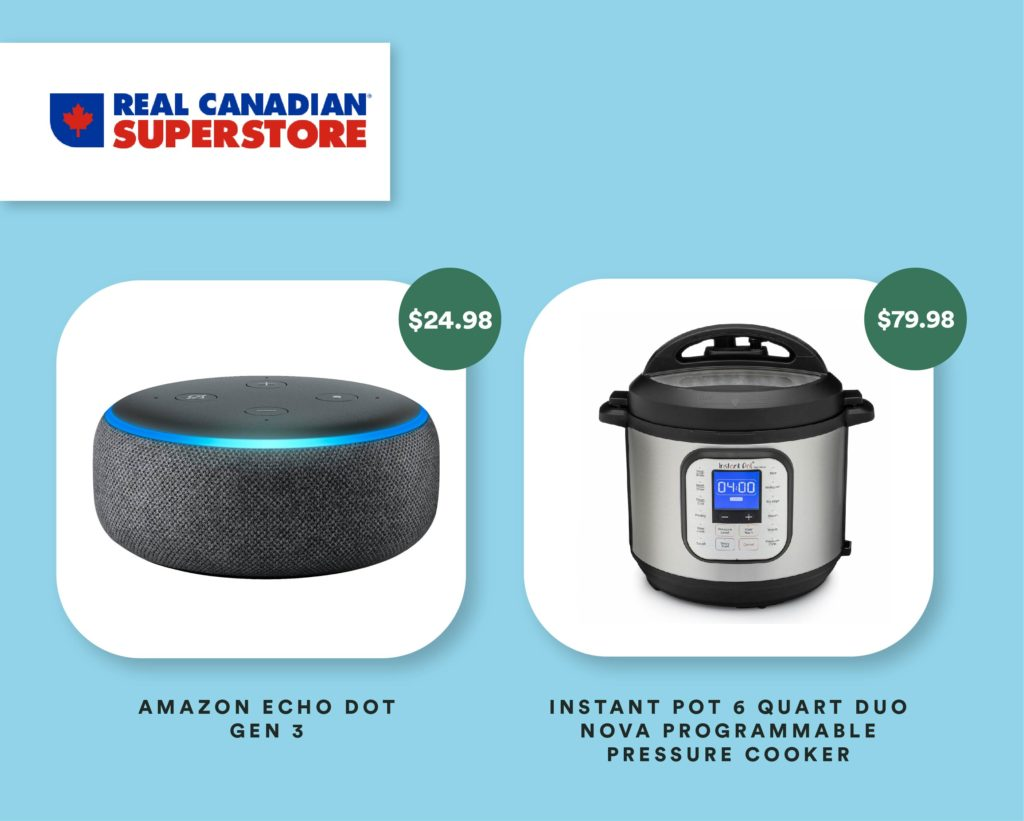 Real Canadian Superstore Deals