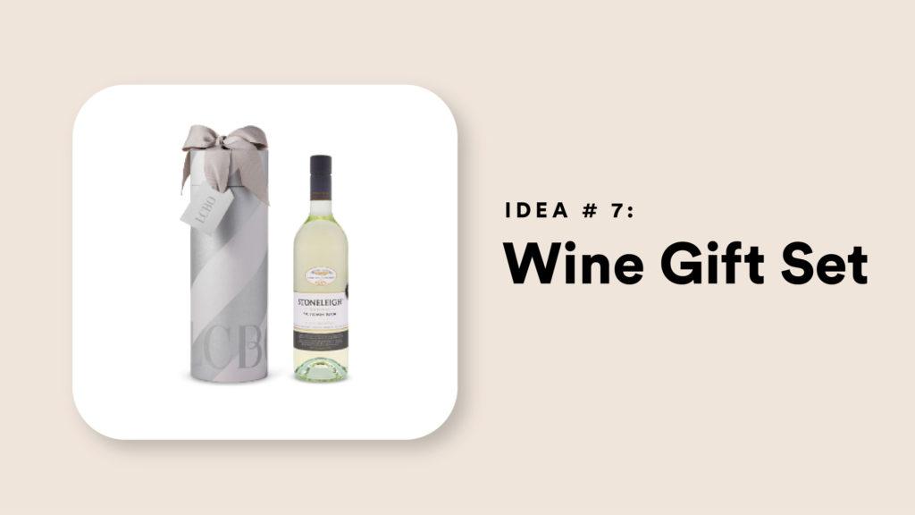 Idea #7: Wine Gift Set