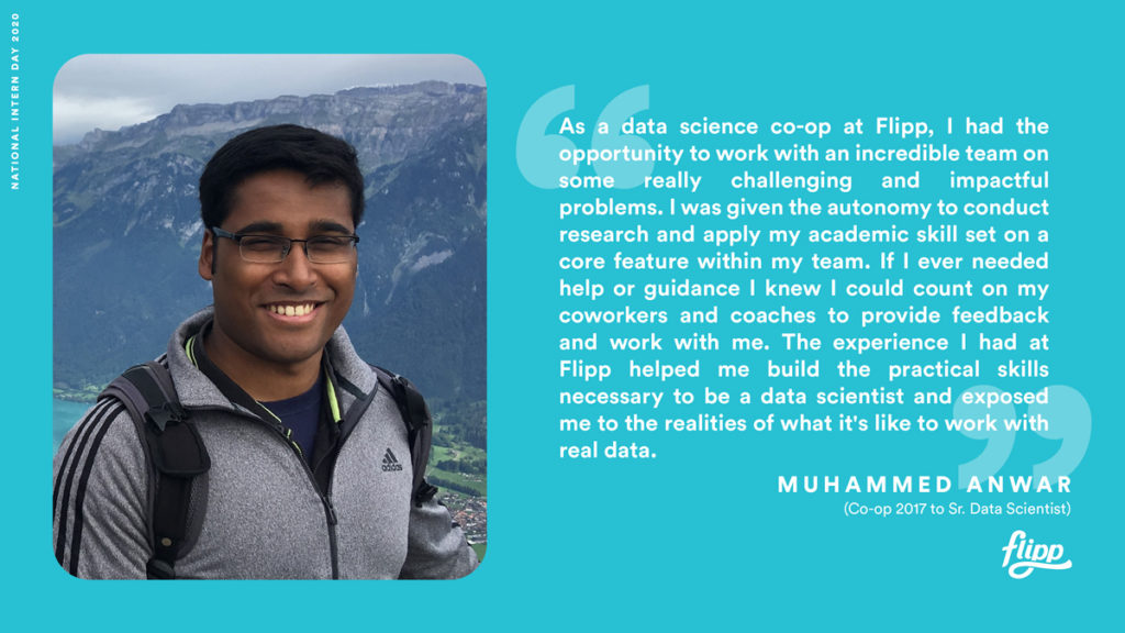 Muhammed Anwar, Data Scientist