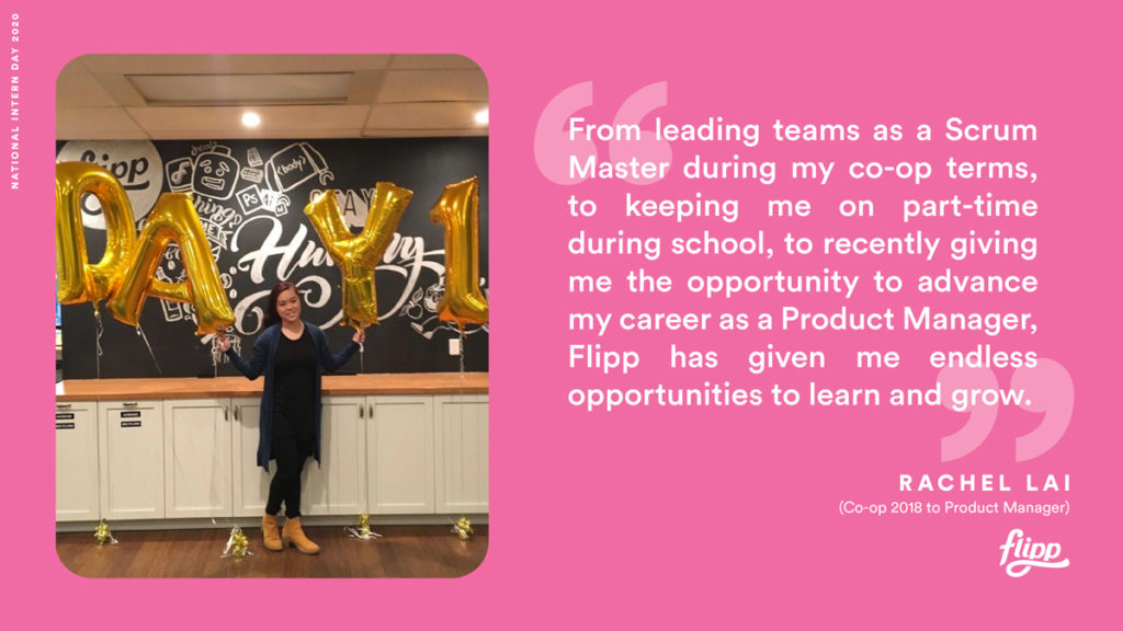 Rachel Lai, Product Manager