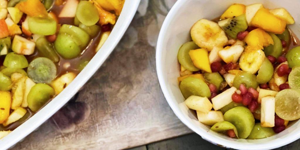 Fruite Chaat