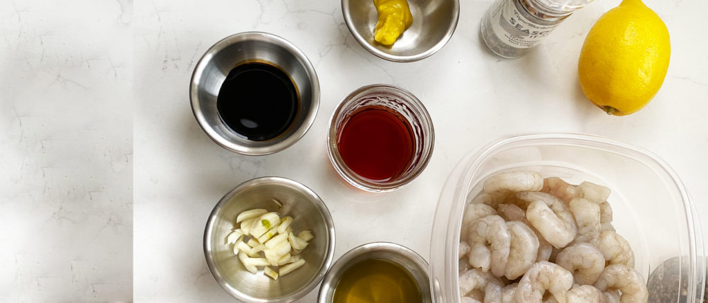 Shrimp Marinade Ingredients