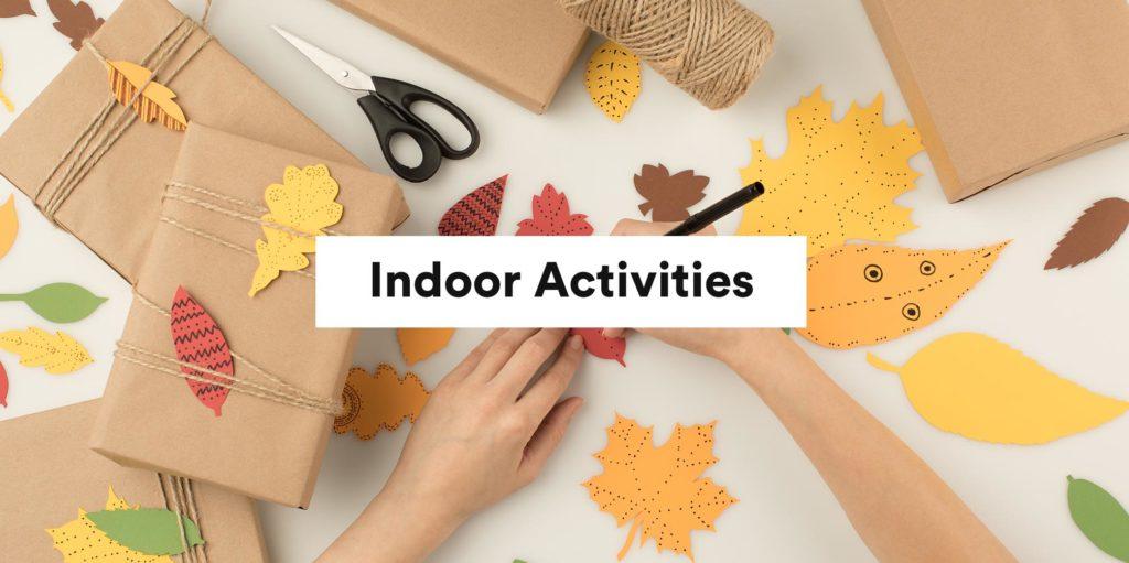 Indoor Activities header image